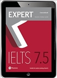 Expert IELTS 7.5 eText with MyLab Student's Online Access Code