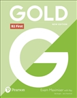 Gold B2 First New Edition Teachers 36 Month Pack Access Code Only