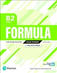 Formula B2 First Exam Trainer without Key with...