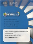 Outcomes Upper Intermediate Second Edition Examview DVD