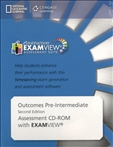 Outcomes Pre-intermediate Second Edition Examview DVD