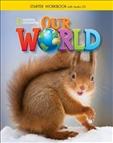 Our World Class Starter Workbook with Workbook CD