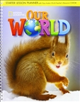 Our World Class Starter Lesson Planner with Class Audio...