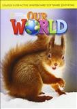 Our World Class Starter Interactive Whiteboard DVD-ROM
