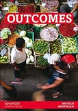 Outcomes Advanced Second Edition Student's Book with Class DVD