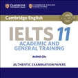 Cambridge IELTS 11 Academic Audio CD