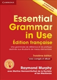 Essential Grammar in Use French Third edition Book with...