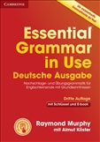 Essential Grammar in Use German Third edition Book with...