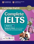 Complete IELTS Bands 4-5 Student's Book without Answers...