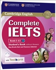 Complete IELTS Bands 5-6.5 Student's Book without...