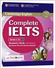 Complete IELTS Bands 5-6.5 Student's Book with Answers...