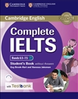 Complete IELTS Bands 6.5-7.5 Student's Book without...