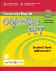 Objective PET Second Edition Student's Book with...