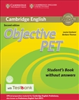 Objective PET Second Edition Student's Book without...