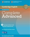 Complete Advanced Second Edition Teacher's eBook (Cambridge Bookshelf)