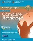 Complete Advanced Second Edition Workbook eBook (Cambridge Bookshelf)