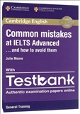 Common Mistakes at IELTS Advanced General Training? and...