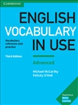 English Vocabulary in Use Advanced Third Edition Book with Key