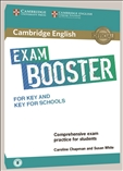 Cambridge English Exam Booster for Key and Key for...