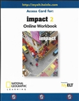 Impact 2 Online Digital Workbook Access Code Card