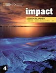 Impact 4 Lesson Planner with Audio CD/Teachers Resource CD/DVD