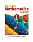 Macmillan Mathematics 1 Teacher's Book with Student's eBook Pack