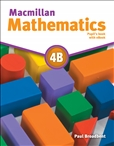 Macmillan Mathematics 4 Student's Book with CD and eBook Pack B