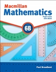 Macmillan Mathematics 6 Student's Book with CD and eBook Pack B