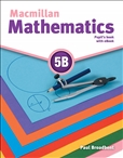 Macmillan Mathematics 5 Student's Book with CD and eBook Pack B