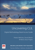 Uncovering CLIL Digital Access Code Card