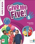 Give Me Five! 5 Pupil's Book Pack