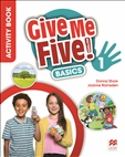 Give Me Five! Basics 1 Activity Book