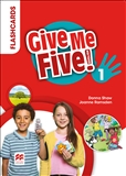 Give Me Five! 1 Flashcards