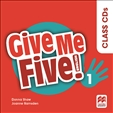 Give Me Five! 1 Class Audio CD