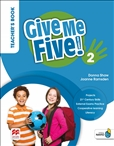Give Me Five! 2 Teacher's Book Pack