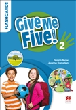 Give Me Five! 2 Flashcards