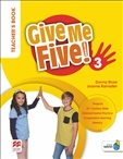 Give Me Five! 3 Teacher's Book Pack