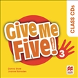 Give Me Five! 3 Class Audio CD