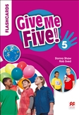 Give Me Five! 5 Flashcards