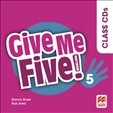 Give Me Five! 5 Class Audio CD
