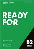 Ready for B2 First Fourth Edition Teacher's Book with Teacher's App