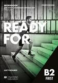 Ready for B2 First Fourth Edition Workbook and Digital...