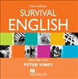 Survival English CD (Set of 2) Second Edition