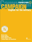Campaign: English for the Military 1 Teacher's Book