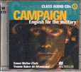 Campaign: English for the Military 1 CD (Set of 2)