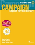 Campaign: English for the Military 2 Teacher's Book