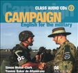 Campaign: English for the Military 2 CD (Set of 3)