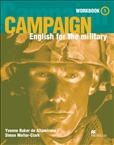 Campaign: English for the Military 1 Workbook Including Audio CD