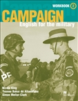 Campaign: English for the Military 2 Workbook Including Audio CD