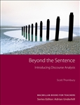 Beyond the Sentence Book
